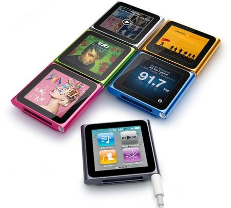 Новое поколение Ipod