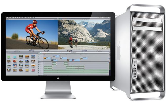 Новые Mac Pro — заводите двигатели, все 12