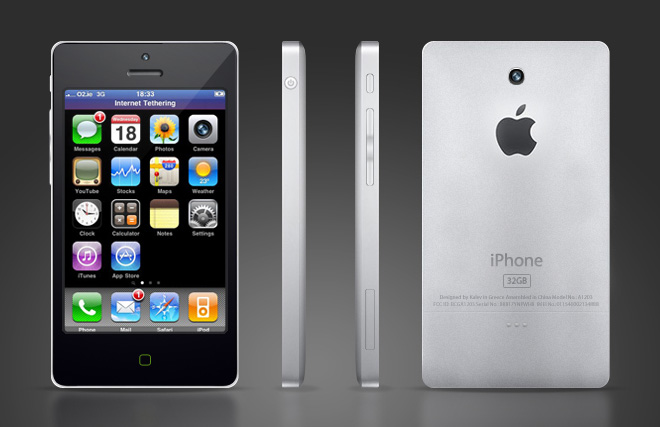 Digitimes рассказала про iPhone 3.0