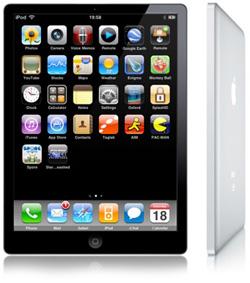 Новые подробности о Apple Tablet: планшетник получит OLED-дисплей и ценник на $1200