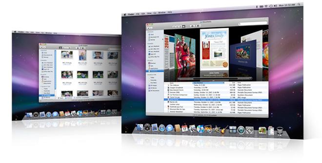 Leopard: знакомимся с OS X