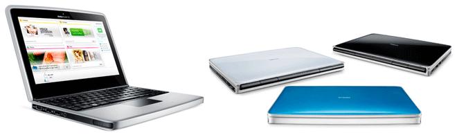 Nokia готовит свой первый лэптоп