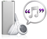 Apple обновляет VoiceOver в iPod Shuffle