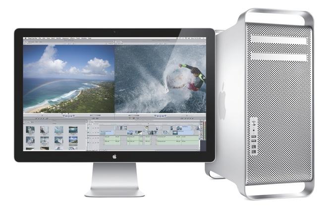 Новые iMac, Mac Pro и Apple Cinema LED сегодня