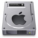 О работе с дисками Mac на компьютере Windows PC