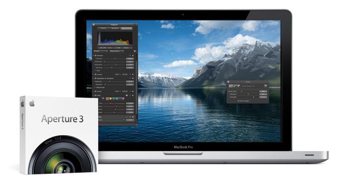 Apple Aperture 3: заметки пользователя