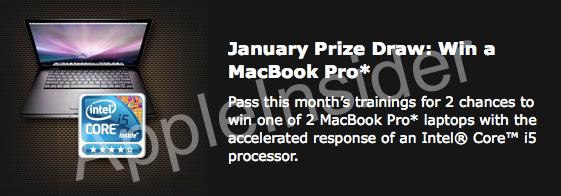 Intel подтверждает: новые MacBook Pro получат Core i5