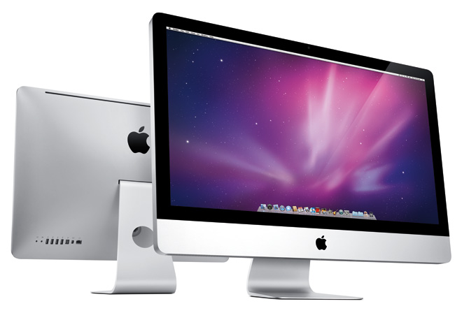 Apple представила самые быстрые iMac