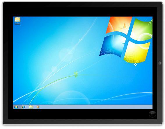 Невозможное возможно: полноценная Windows 7 на iPad