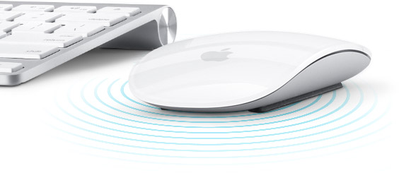 Magic Mouse — большая революция маленького устройства