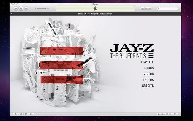 iTunes LP — новый медиаформат Apple