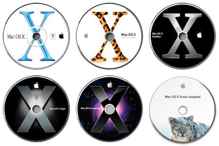 С днем рождения, Mac OS X!