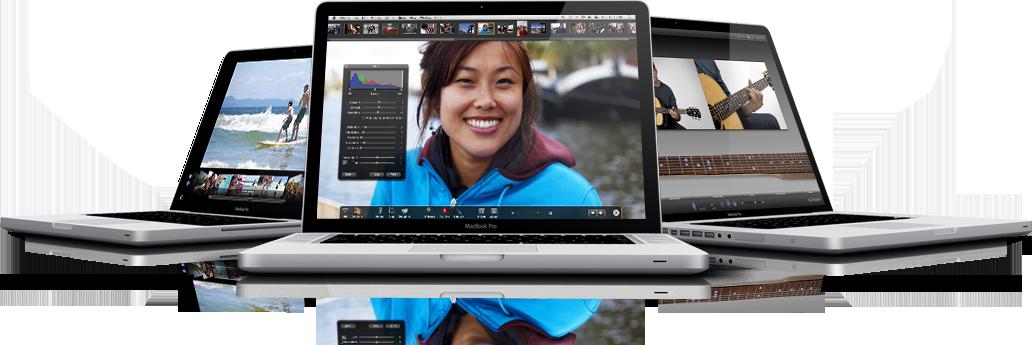 Долгожданное обновление линейки Macbook Pro