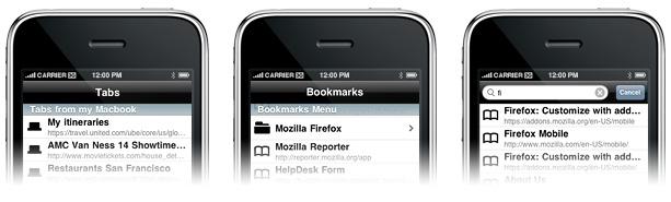 Firefox Home в скором времени на iPhone