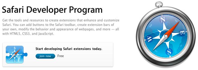 Apple предлагает разработчикам присоединиться к рекламной сети iAd и программе Safari Developer Program