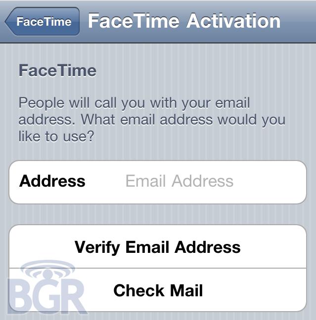 FaceTime появится на iPod touch и iPad официально