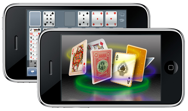 McSolitaire — пасьянс для iPad и iPhone