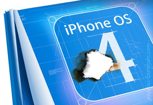 Проблемы iPhone OS 4.0 которая должна решить Apple