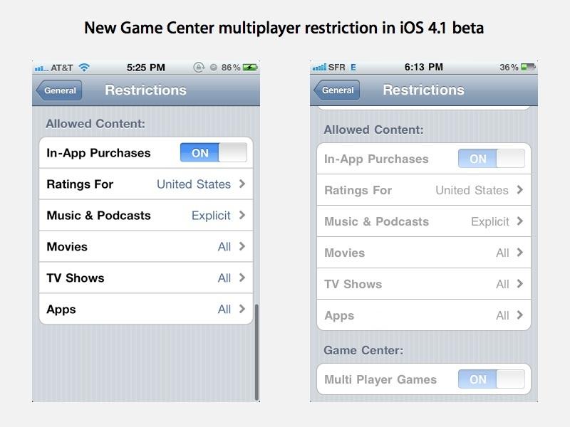 Game Center для iOS 4 почти готов!