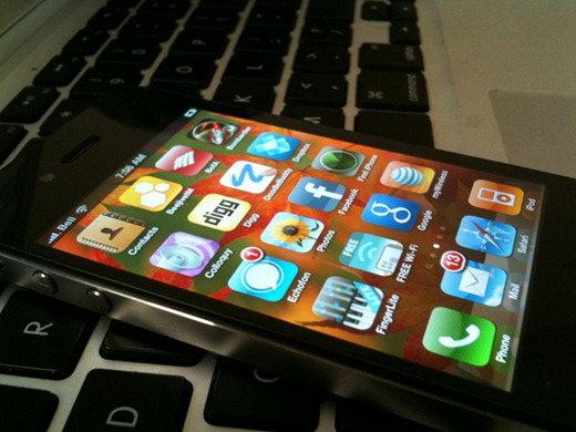 Рекорд набора текста побит с помощью iPhone