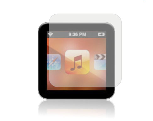 Аксессуары для iPod nano 6G приоткрывают завесу тайны