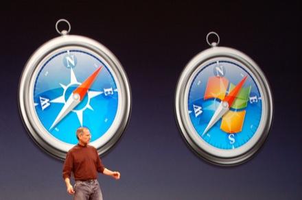 Apple анонсировала WebKit2 с разделением потоков как в Google Chrome