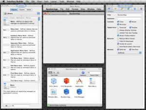 Xcode: разработка cocoa-приложений