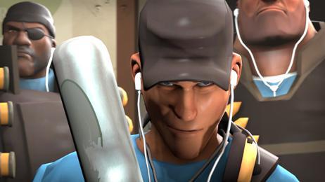 Team Fortress 2 доступен под Mac