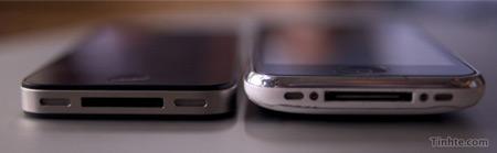 Новый iPhone оснащен процессором Apple A4, 256 МБ ОЗУ и дисплеем с увеличенным разрешением