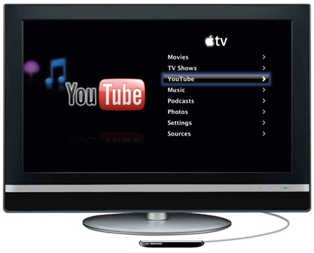 Новая Apple TV будет иметь процессор A4 и стоимость $99