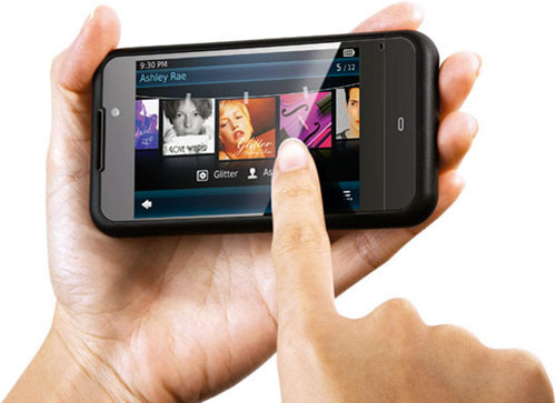 Creative анонсировала серьезного конкурента для iPod touch