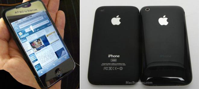 iPhone 3.0: первые фото