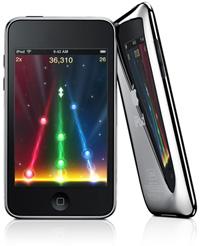 iPod touch с камерой поступит в продажу весной 2010