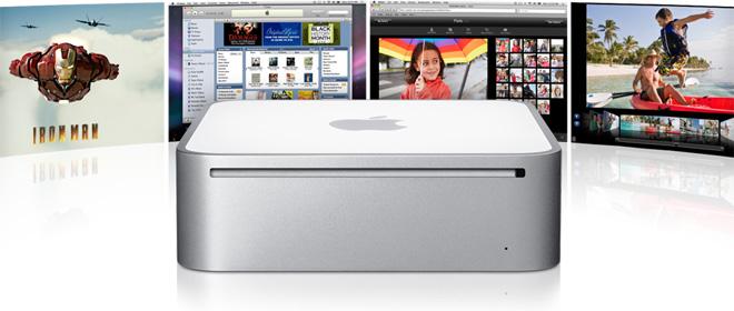 Новые Mac mini обзаведутся поддержкой HDMI?