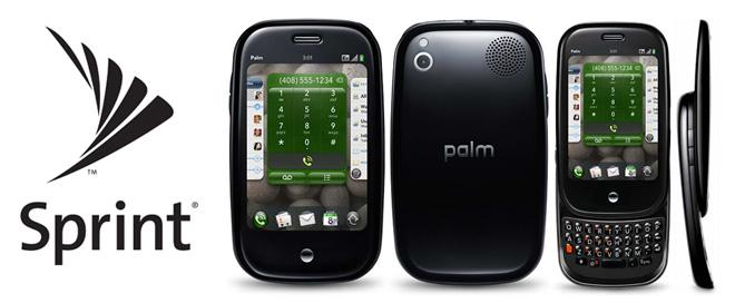 Palm Pre: старт рекламной кампании
