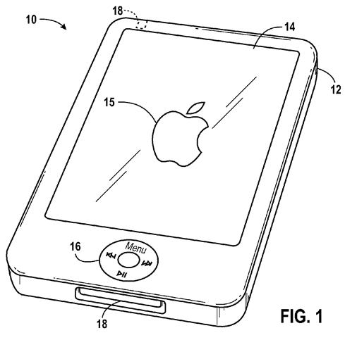 Новый патент Apple коснется гарантии на iPod и iPhone