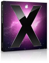 Новые подробности о Mac OS X Snow Leopard 10A402