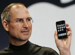 Стив Джобс активно работает во время отпуска