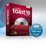 Toast Titanium 10 и Titanium 10 Pro