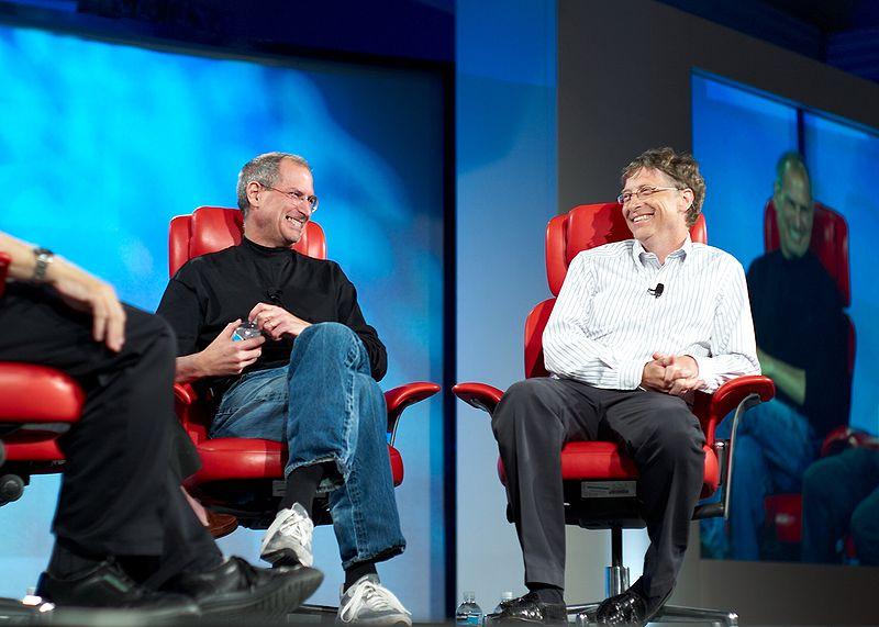 Купертино и Редмонд объединят усилия против Google?