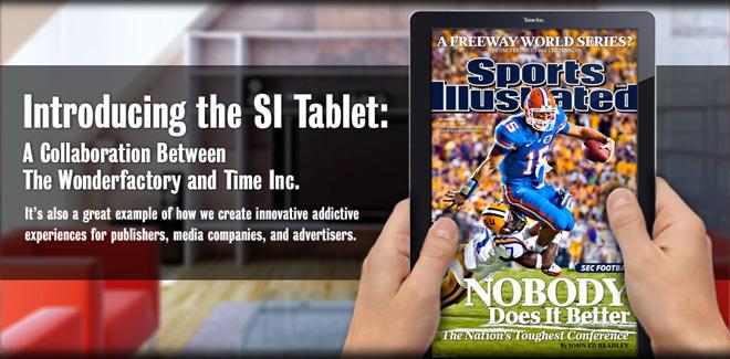 Apple Tablet по версии Time Inc.