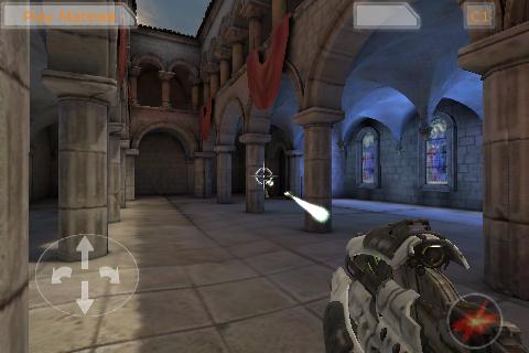 Epic Games продемонстрировала работу Unreal Engine 3 на iPhone