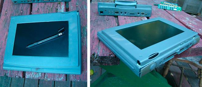 Самый первый Apple Tablet был разработан еще в 1990