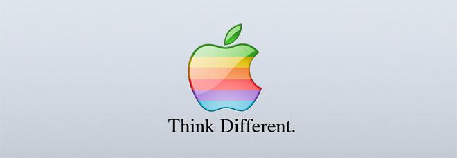 Apple собирается сменить знаменитый слоган «Think Different»?