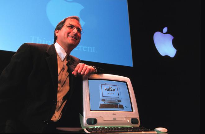 Стив Джобс признан лучшим руководителем последнего десятилетия