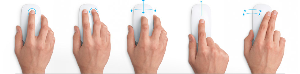 Apple зарегистрировала патент и торговую марку «Magic Trackpad»