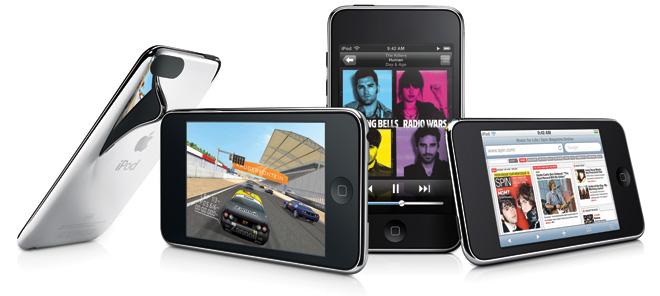 Владельцы iPod touch не спешат обновляться на iPhone OS 3.0