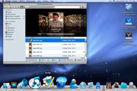 Структура Mac OS X