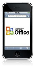 Microsoft Office для iPhone в ближайшее время