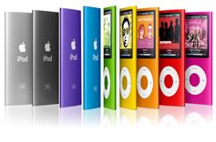 iPod следующего поколения могут обзавестись камерами